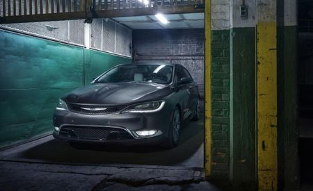 2015 Chrysler 200 Christened With EPA Fuel-Economy Figures, Delivers Up to 36 mpg