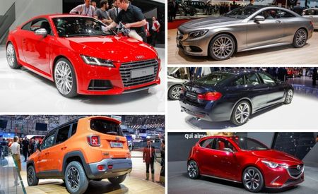 The 5 Most Significant Geneva Debuts for You *and* the Automakers