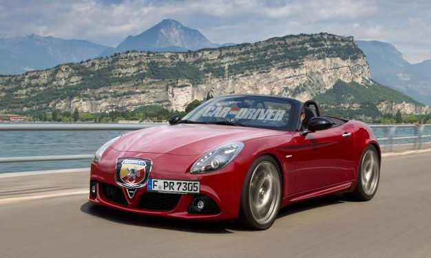 Launch Timing for Fiat/Abarth Roadster Confirmed – News – Car and