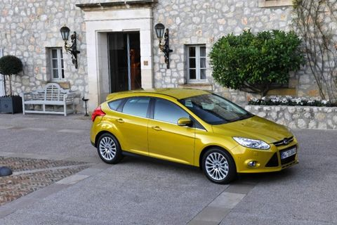 Drive Me, I'm Irish: The Five Most Popular Cars in Ireland [Happy St. Patrick's Day]
