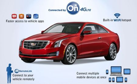 Get a CUE! 2015 Cadillac ATS Coupe to Offer 4G LTE Connectivity, New CUE Collection