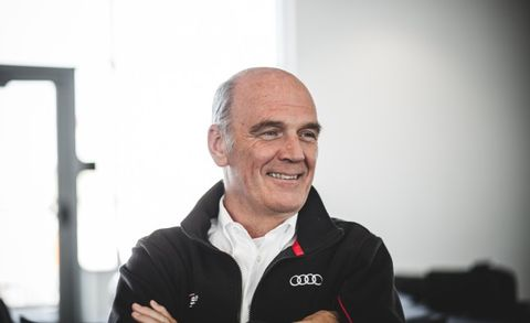 5 Questions for Audi Sport Head Dr. Wolfgang Ullrich