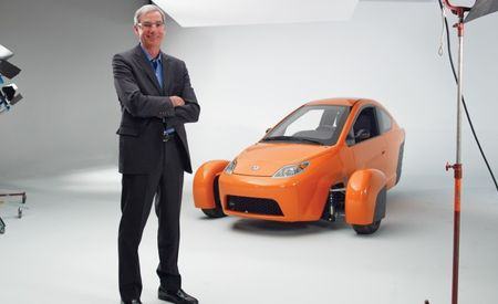 Elio Motors 3-Wheeler: 84 MPG for the Price of a Decade-Old Corolla