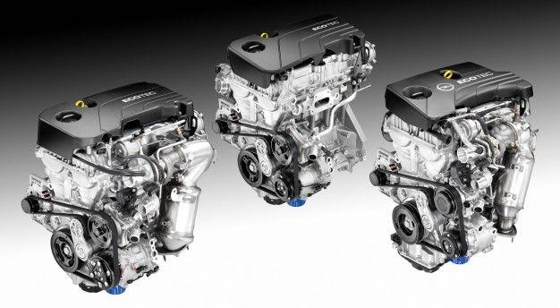 General Motors Has a New Family of Tiny Ecotec Engines
