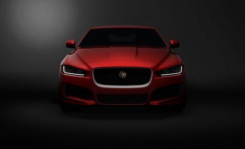 Jaguar Confirms It Will Launch 3-series-Fighting XE Sedan [2014 Geneva Auto Show]
