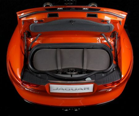 No Junk in This Trunk: Moynat Unveils Bespoke Fitted Bag for Jaguar F-type Ragtop
