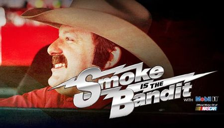 "Tony Stewart Stars in ""Smoke Is the Bandit"" Mobil 1 Ad, Rocks Awesome Burt Reynolds Disguise"