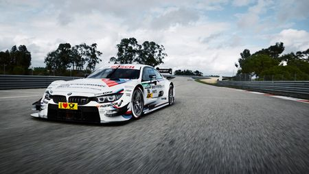 BMW Gets All Artsy, Reveals 2014 M4 DTM Car in Dramatic Video