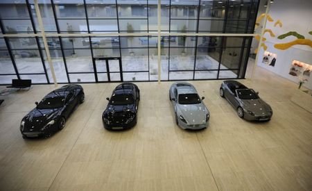 Better Late Than Never: Aston Martin Engineering New Platform for Next-Gen Models