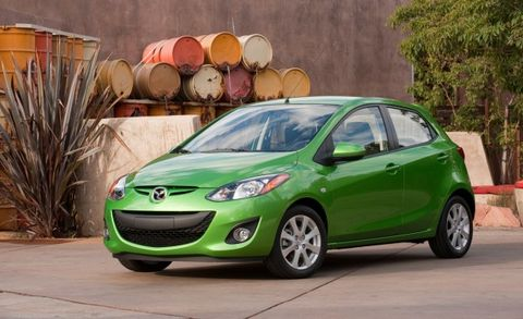 The 10 Cheapest Cars Sold In America For 2014 Feature Car And Driver