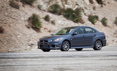 Evo-geddon: Mitsubishi Signals That Current-Gen Lancer Evolution is the Last