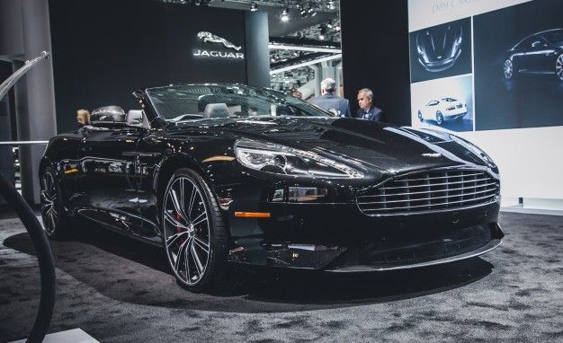 Aston Martin Db9 Carbon Editions Now Available In Us News Car