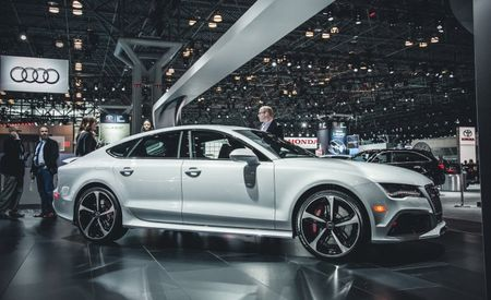 Audi RS7 Dynamic Edition to Debut in New York, Will Hit Dealers in Early Summer [2014 New York Auto Show]