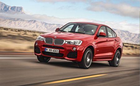 Ka-Ching! Ka-Ching! 2015 BMW X4 Order Guide Leaked