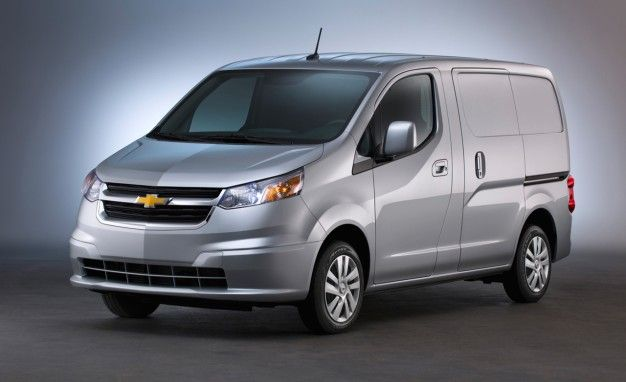 Livin' for the City: Chevrolet City Express Van Starts at $22,950