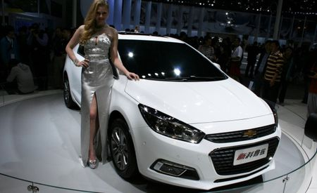 New Chinese-Market Chevrolet Cruze Debuts, Previews Next-Gen U.S. Model [2014 Beijing Auto Show]