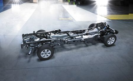 5 Cool Ways Ford Stripped Weight Out of the 2015 F-150's Chassis