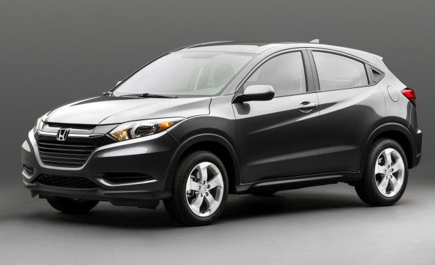 Acronyms-R-Us: 2015 Honda Fit–Based Crossover to Be Called HR-V [2014 New York Auto Show]