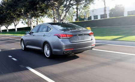 Recall: Leaky Hyundai Genesis Taillights May Confuse Transmission Electronics
