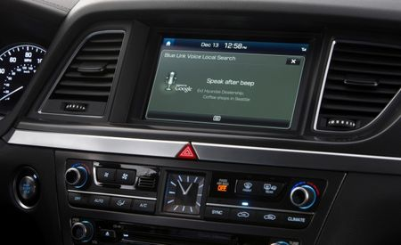 2015 Hyundai Genesis Gets Second-Gen Blue Link Telematics System, We Try It Out