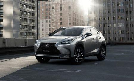 Lexus Details NX Compact Crossover Output, Dimensions, More [2014 Beijing Auto Show]