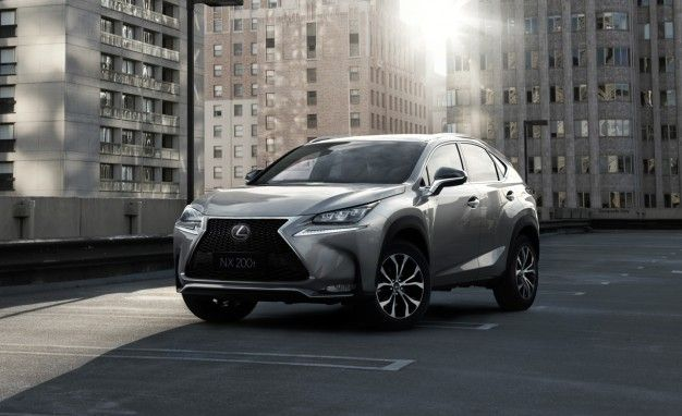 Lexus Details NX Compact Crossover Output, Dimensions, More [2014 Beijing Auto Show]