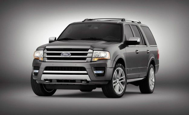 Ford May Use Aluminum Body Panels for Next-Gen Explorer, Expedition