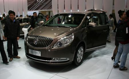 Suck It, Caravan: Buick GL8 is China's Minivan of Choice [2014 Beijing Auto Show]