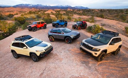 Jeep Debuts 2014 Easter Safari Concepts: Yes, They're Burly as Hell