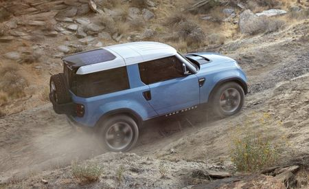 Defend and Expand: Next Land Rover Defender to Spawn Family of Rugged, Attainable Models