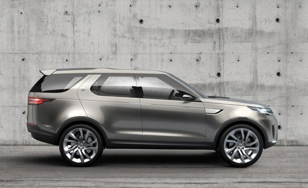 Land Rover Confirms Family of Discovery Vehicles Due by 2015 – News ...