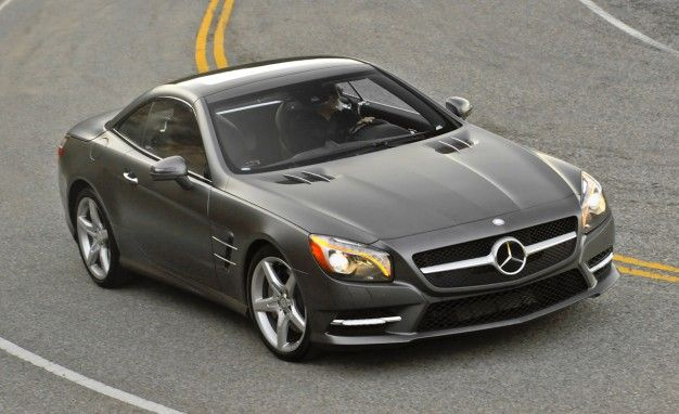 Ragtime In Stuttgart: Mercedes Considers Softtop For Next SL