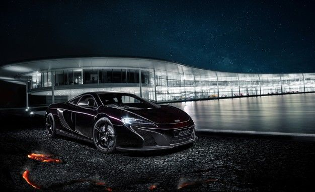 McLaren Special Operations Shows Off Hot-Ass 650S Coupe Concept