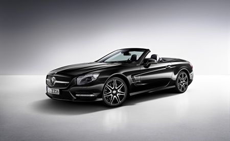 Mercedes Confirms Entry-Level Twin-Turbo V-6 SL400 Headed to U.S.