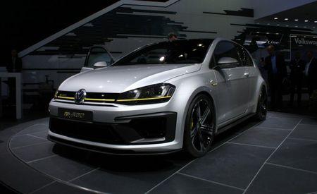 CONFIRMED: VW's Burly-Ass, 395-hp Golf R 400 Concept Will Be Built! [2014 Beijing Auto Show]