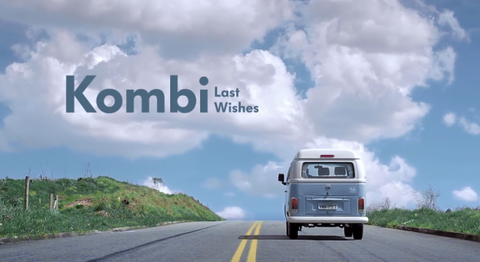 Watch the Volkswagen Kombi Reflect on Its Life, Try Not to Cry