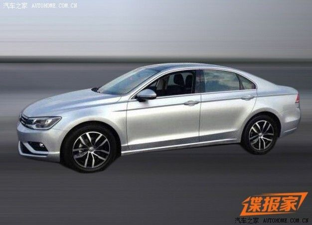 Production Volkswagen New Mid Size Coupe Concept Spied News Car
