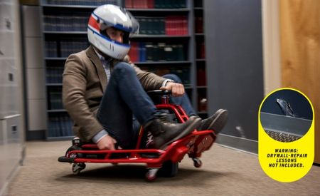 Drift Theory: Razor's Crazy Cart is the Best $400 Emetic Around