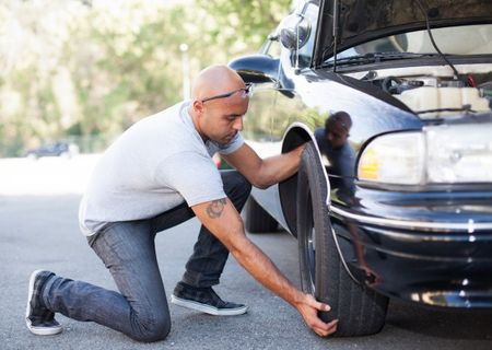 How to Change a Tire: 7 Tips to Get Rolling Again