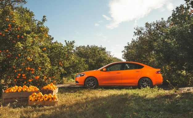 Dart to the Future: Dodge's Compact to Get Overhauled in 2016