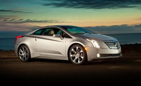 Cadillac ELR Dealers Getting $5K from GM to Keep Demo Cars, Nearly Two-Year Supply Exists
