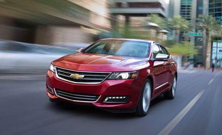 What Would You Change About the 2014 Chevrolet Impala?