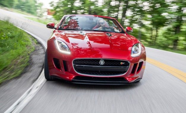 Jaguar F-type Platform Can Support All-Wheel Drive, Manual Is Coming