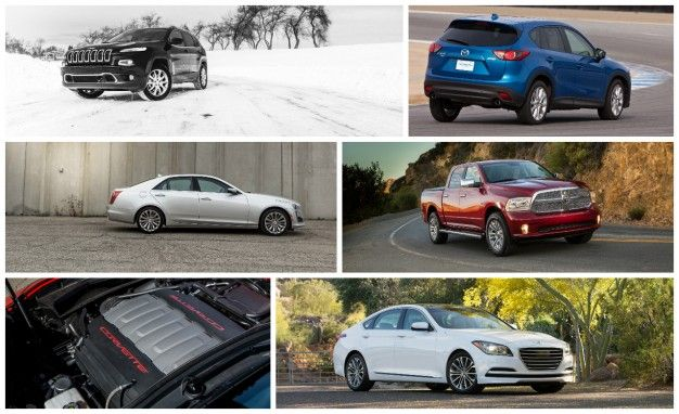 Forward Progress: 14 Most Improved Cars of 2014