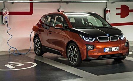 BMW i3 EV to Offer 50 Percent More Range for 2017