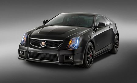500 Swan Songs: 2015 Cadillac CTS-V Coupe Special Edition Announced