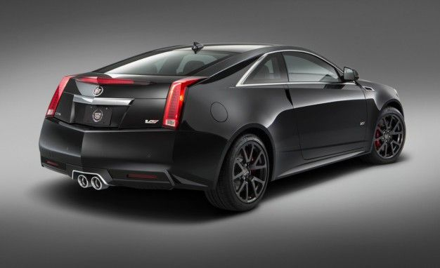 2015 Cadillac CTS-V Coupe Special Edition Revealed – News – Car