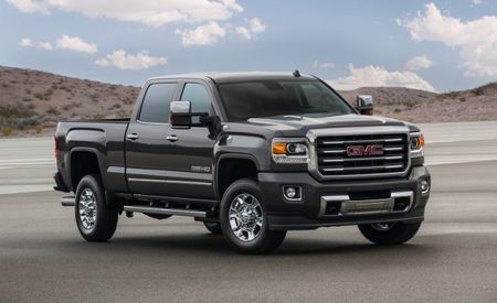 2015 GMC Sierra 2500 and 3500HD Trucks Gain All Terrain Off-Road Option