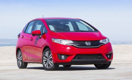 How We'd Spec It: The Most Fitting 2015 Honda Fit