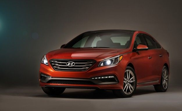 Sonata Sings a New Tune: All-New 2015 Model Pricing Starts at $21,960